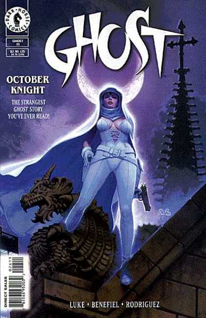 Ghost 26 - Dark Horse Comics - October Knight - Luke - Benefiel - Rodriguez
