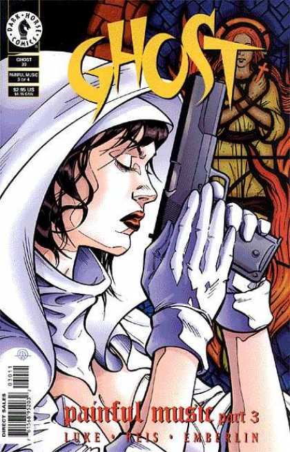 Ghost 30 - Dark Horse - Dark Horse Comics - 33 - 295 - Painful Music - Dave Stewart
