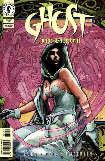 Ghost 34 - Dark Horse - Luke - Reis - Emberlin - Jade Cathedral - Tony Harris