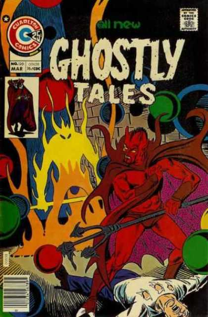 Ghostly Tales 120