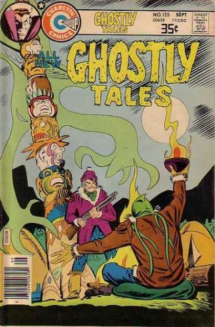 Ghostly Tales 125 - Shotgun - Ancient Ghost - Shaman - Midnight