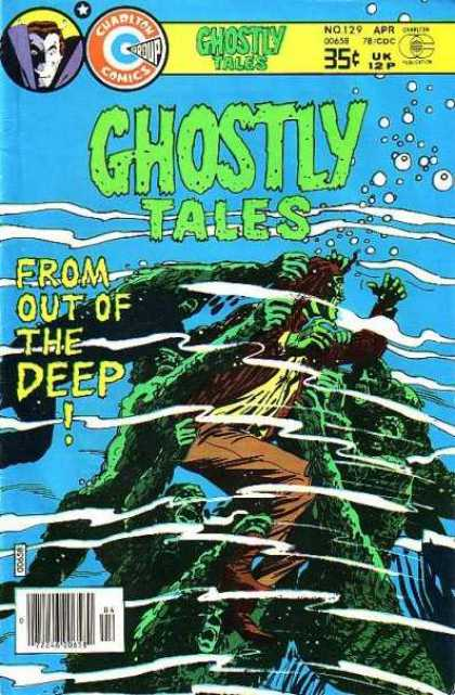 Ghostly Tales 129