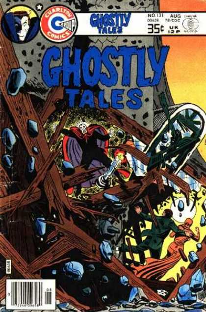 Ghostly Tales 131
