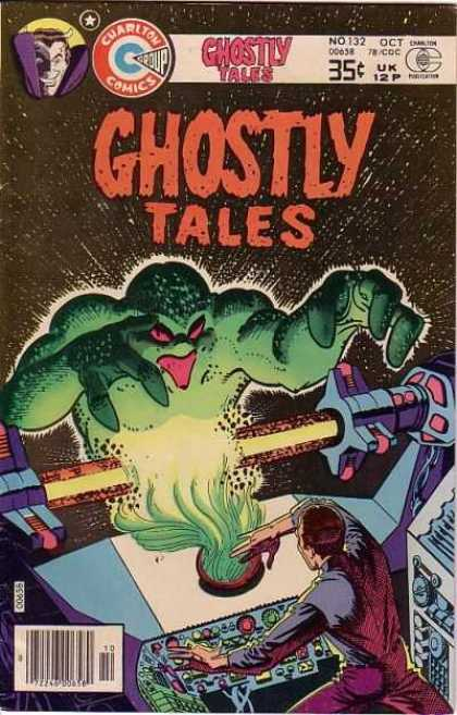 Ghostly Tales 132