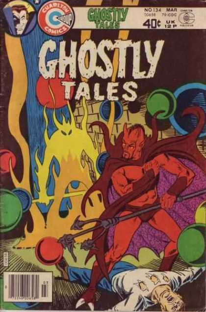 Ghostly Tales 134