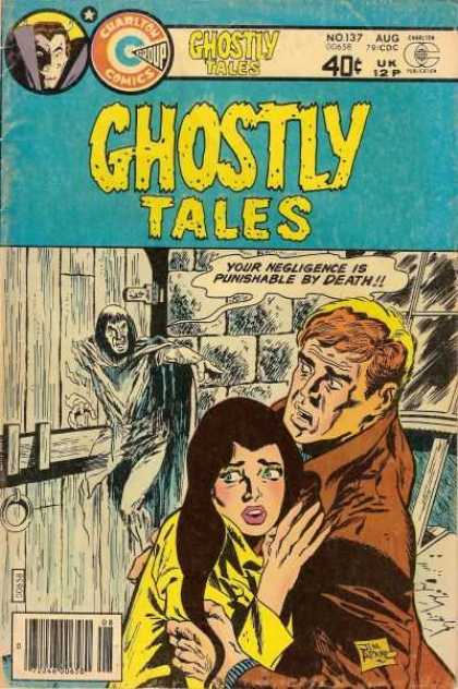 Ghostly Tales 137