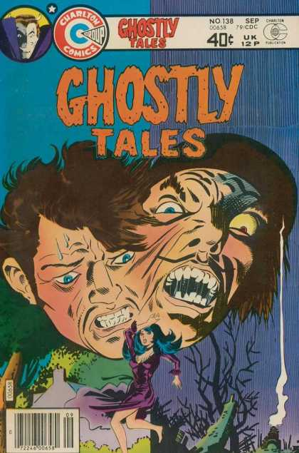 Ghostly Tales 138