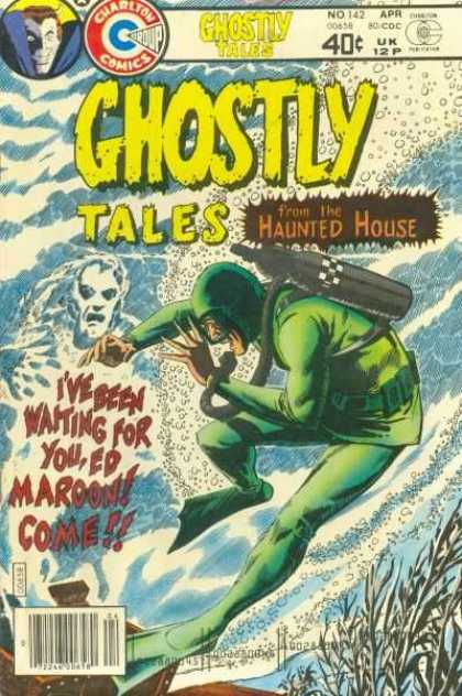 Ghostly Tales 142