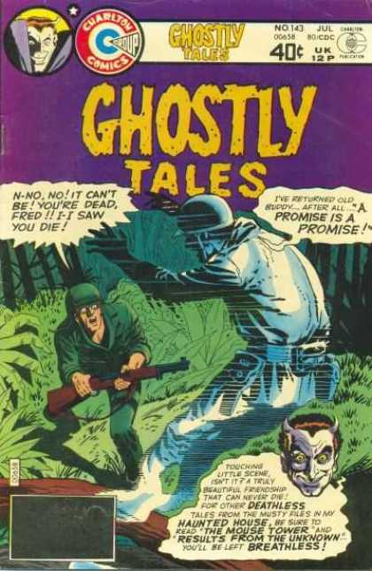 Ghostly Tales 143