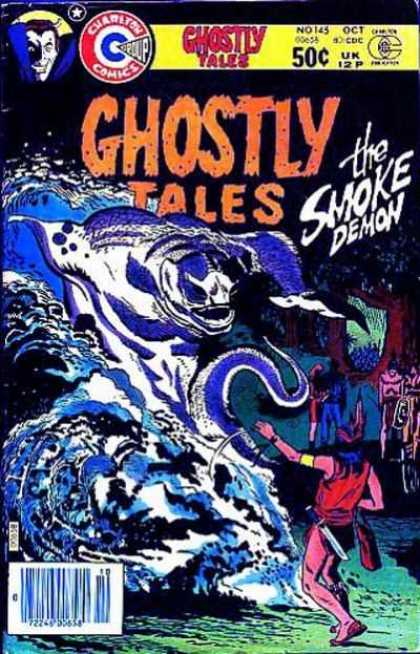 Ghostly Tales 145 - Ghost Stories - Smoke Demon - Giant Smoke Lizzard - Native Americans - In The Middle Of The Forest