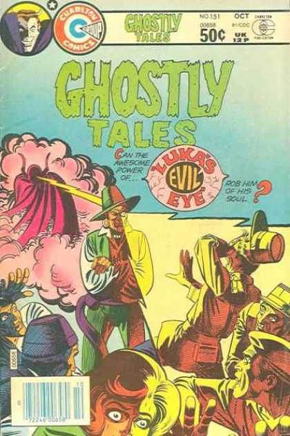 Ghostly Tales 151