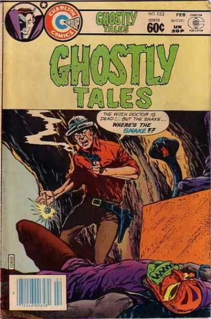 Ghostly Tales 153