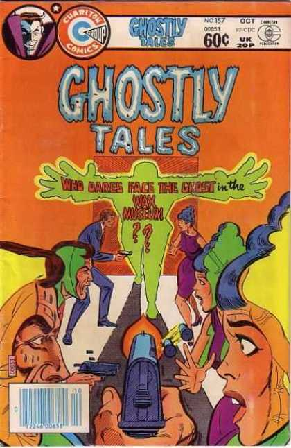 Ghostly Tales 157