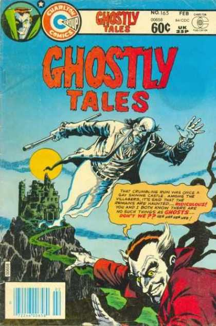 Ghostly Tales 165