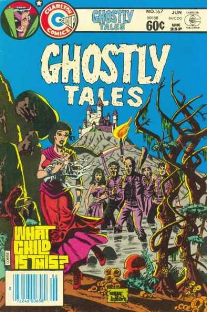 Ghostly Tales 167