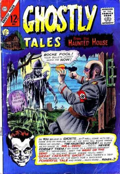 Ghostly Tales 55 - Fool - Bullets - Gunfire - Powerful Tale - Ready