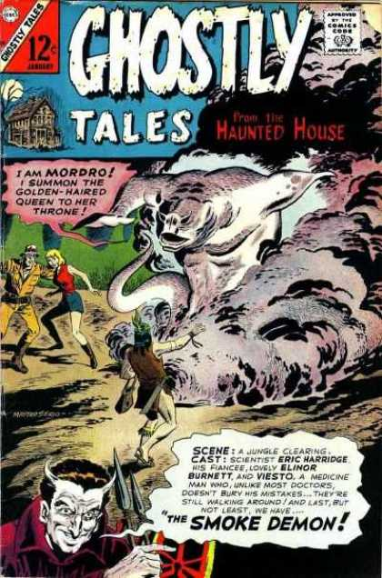 Ghostly Tales 59