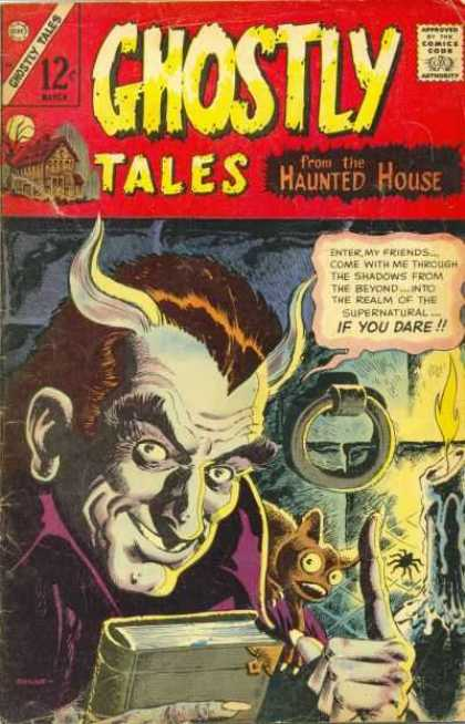 Ghostly Tales 60