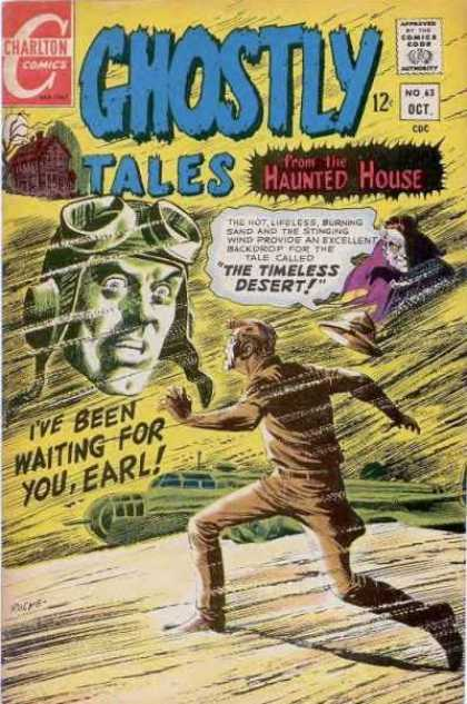 Ghostly Tales 63