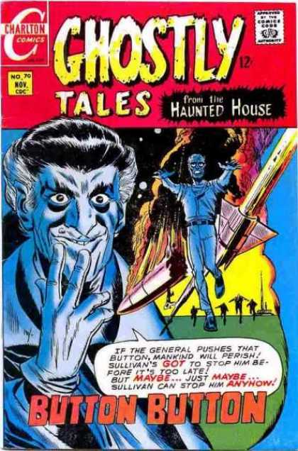Ghostly Tales 70