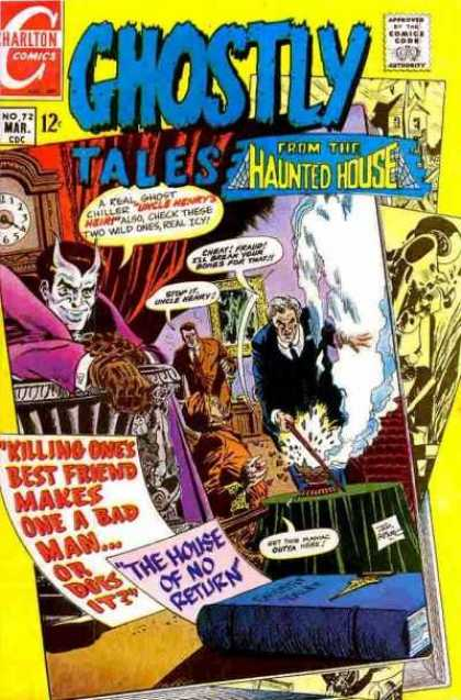Ghostly Tales 72