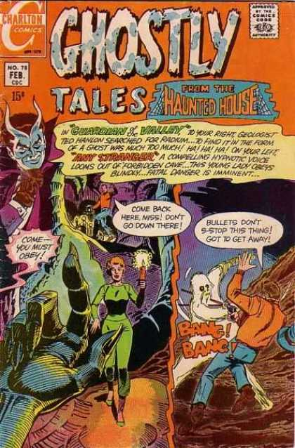 Ghostly Tales 78
