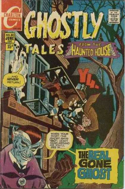 Ghostly Tales 80