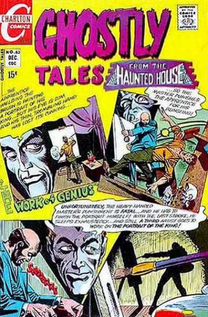 Ghostly Tales 83