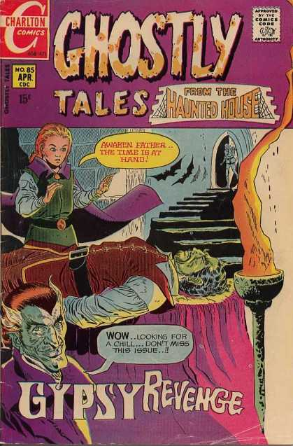 Ghostly Tales 85