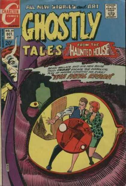 Ghostly Tales 89