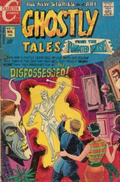 Ghostly Tales 90