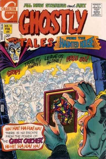 Ghostly Tales 92