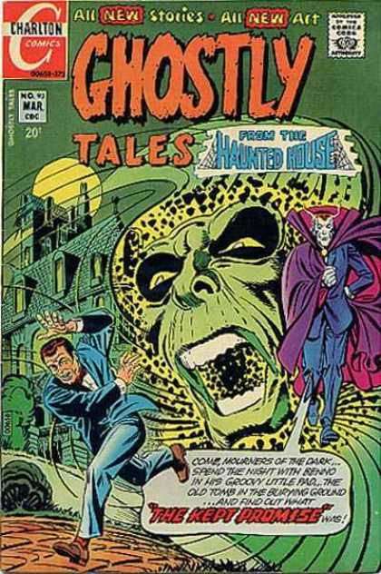 Ghostly Tales 93