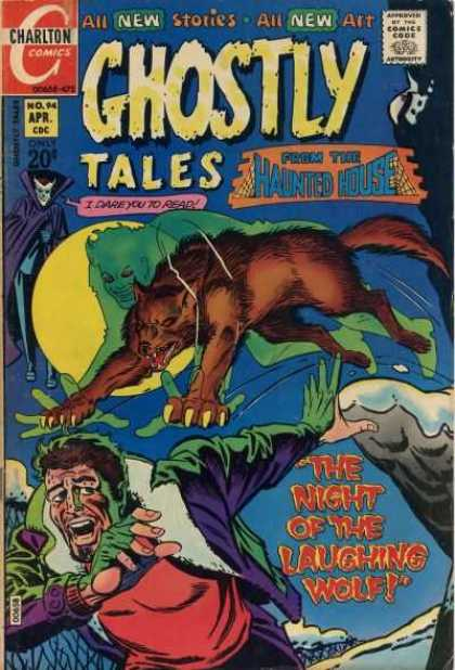 Ghostly Tales 94