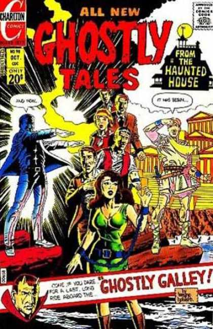 Ghostly Tales 98