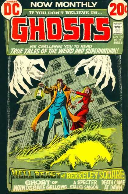 Ghosts 10 - Nick Cardy