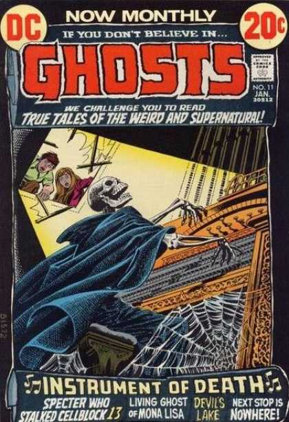 Ghosts 11 - Nick Cardy