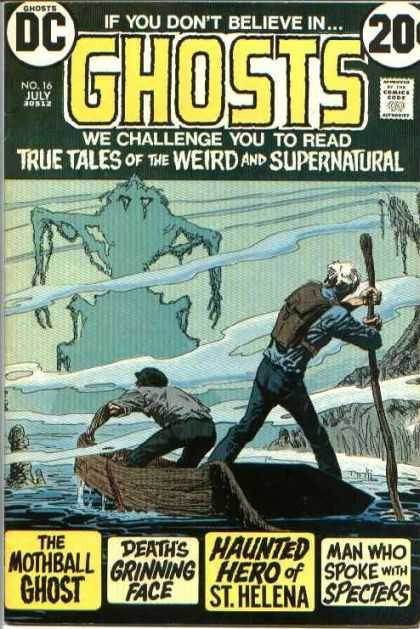 Ghosts 16 - Nick Cardy
