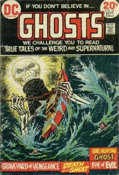 Ghosts 18 - Nick Cardy