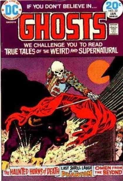 Ghosts 22 - Nick Cardy
