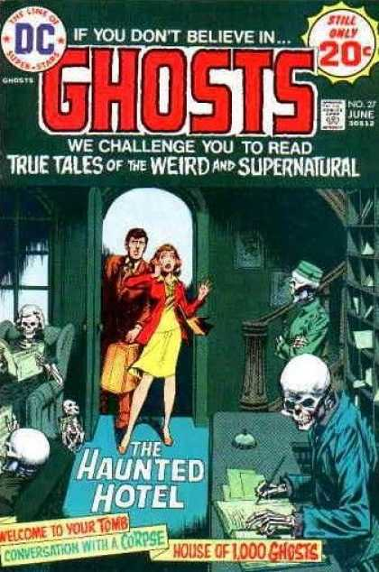 Ghosts 27 - Nick Cardy