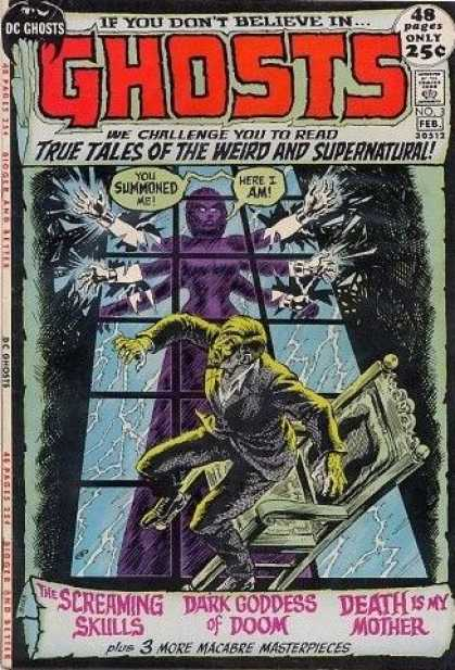 Ghosts 3 - Nick Cardy