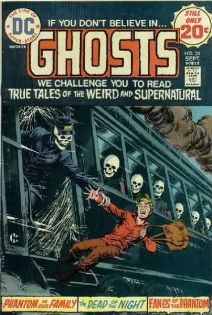 Ghosts 30 - Nick Cardy