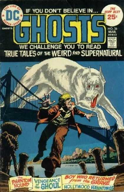 Ghosts 36 - Nick Cardy