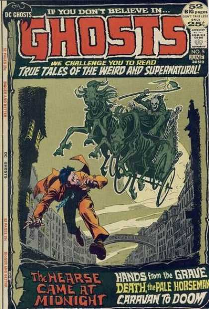 Ghosts 5 - Nick Cardy
