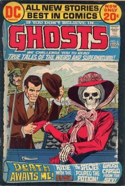 Ghosts 6 - Nick Cardy