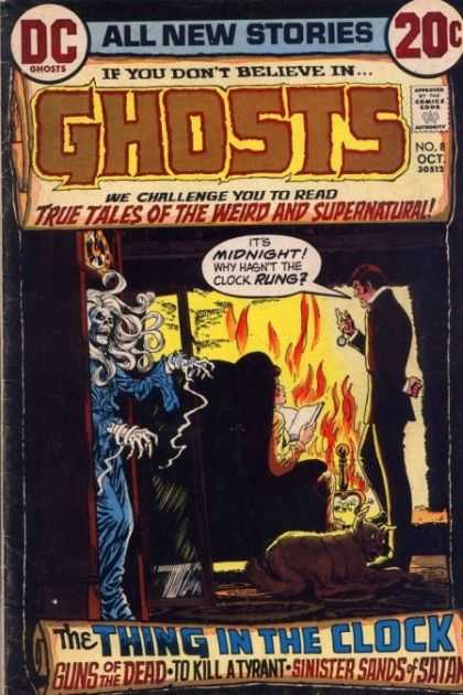 Ghosts 8 - Nick Cardy