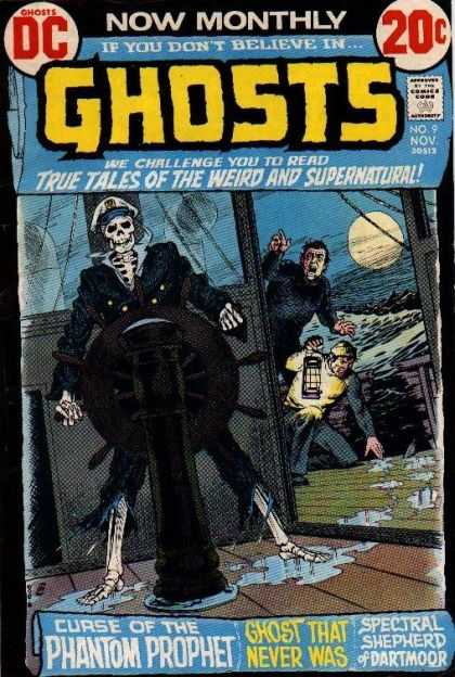 Ghosts 9 - Nick Cardy