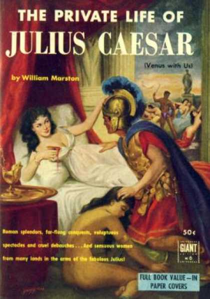 Giant Books - The Private Life of Julius Caesar - Willaim Marston