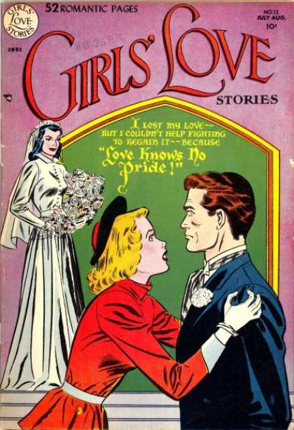 Girls' Love Stories 12 - Girls - Love - Romance - Marriage - Fighting